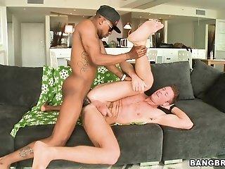 Sexy Homo Tanner Wayne Enjoys Sucking And Riding Izzy's Bbc