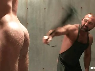 Tanner Wayne Enjoys Getting His Ass Fisted And Pounded Hard